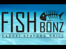 Fishbonz Casual Seafood Grill Logo