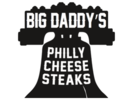 BIGG Daddy's Philly Steak House Logo