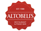 Altobeli's Restaurant & Piano Bar Logo