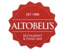 Altobeli's Restaurant & Piano Bar Logo
