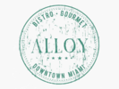 Alloy Bistro Gourmet Logo