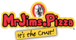 Mr. Jim's Pizza Logo