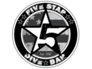 Five Star Dive Bar Logo