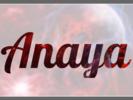 Anaya's Mexican Restaurant Logo