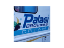 Palagi Brothers Ice Cream & Frozen Lemonade Logo