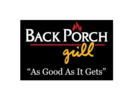 Back Porch Grill Logo