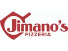 Jimano's Pizzeria Logo