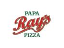 Papa Ray's Pizza Logo