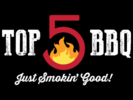 Top 5 BBQ Logo