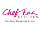 Chef Ena Kitchen Logo