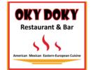Oky Doky  Restaurant &Bar Logo
