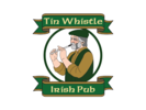 Tin Whistle Irish Pub Logo