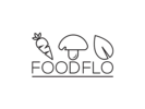 Foodflo Meal Delivery Service Logo