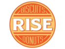 Rise Biscuits Donuts Logo