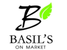Basils on Market Logo