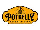 Potbelly Sandwich Shop Olive Branch Logo