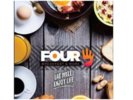 FOUR Breakfast and More Logo