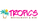 Tropics Restaurant & Bar Logo