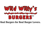 Wild Willy's Burgers Logo