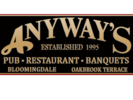 Anyway's Pub Logo