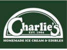Charlie's Homemade Ice Cream & Edibles Logo
