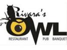 Rivara's Owl & I Restaurant Logo