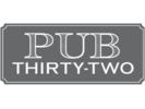 Pub Thirty Two Logo