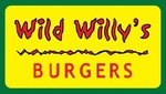 Wild Willy's Burger Bar Logo