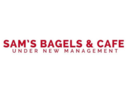 Sam's Bagels & Cafe Logo