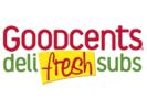 Goodcents Deli Fresh Subs Logo
