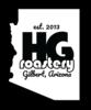 HG Roastery and Cafe Logo