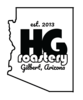 HG Roastery and Cafe Logo