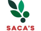 Saca's Mediterranean Cuisine Logo