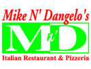 Mike N' Dangelo's Logo