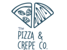 The Pizza & Crepe Co. Logo