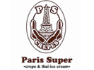 Paris super crepes Logo