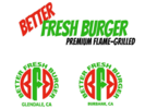 Better Fresh Burger Logo