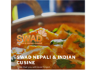 Swad indian and nepalese cuisine Logo
