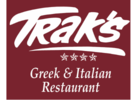 Tracks Greek and Italian Restaurant Logo