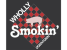Wholly Smokin' Downtown Logo