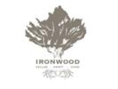 Ironwood, Cellar. Craft. Cook. Logo