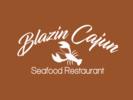Blazin Cajun Seafood Restaurant Logo