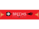 Bredas Pizza & Grill Logo