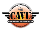 CAVU Brewery and Restaurant Logo