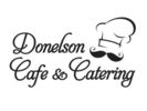 Donelson Cafe and Catering Logo