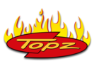 Topz Burgers Logo