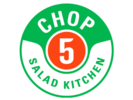 CHOP5 Salad Kitchen Logo