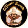 El Famous Burrito Logo