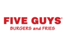 Five Guys Logo