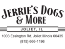 Jerrie's Dogs and More Logo